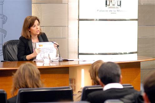Consejo de Ministros medidas para emprendedores